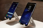 The Samsung Galaxy S8 and S8+ will hit selves from April 28th. Photo/AP