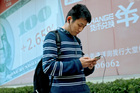 Why the idea of China's dibao, or universal basic income, is catching on. Photo / AP