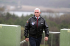U.S. Vice President Mike Pence arrives at Observation Post Ouellette in the Demilitarized Zone (DMZ). Photo/AP