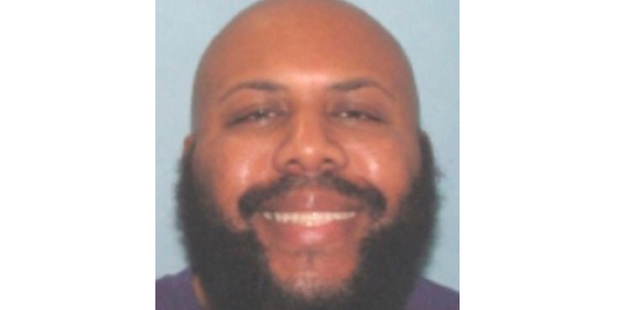 Cleveland police said they are searching for Steve Stephens, a homicide suspect, who recorded himself shooting another man and then posted the video on Facebook on Sunday. Photo / AP