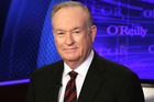 Bill O'Reilly hosted the Fox News Channel program 'The O'Reilly Factor'. Photo / AP
