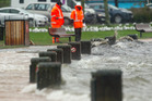 Street view: What's the worst weather event you've been involved in? Photo/File