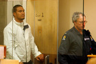 Joshua James Masters at a previous court appearance. Photo / File
