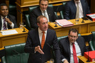 Labour Party leader Andrew Little. Photo/Mark Mitchell