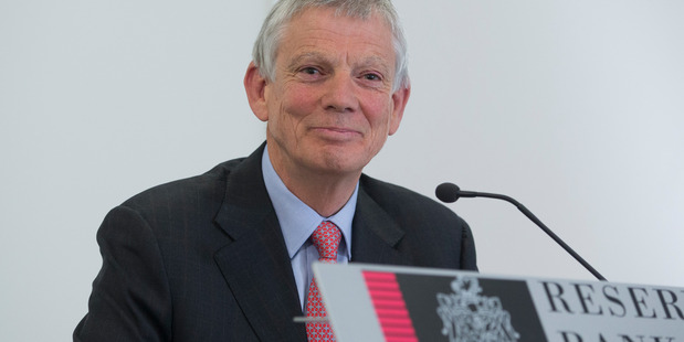 The likelihood of inflation sticking in the Reserve Bank's target band of 1-3 per cent should be a satisfying result for Governor Graeme Wheeler as he finishes his five-year term in September.  Photo / Mark Mitchell
