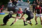 Reece Macdonald was a key player in Arataki's upset win over Rangataua on Saturday. Photo / File