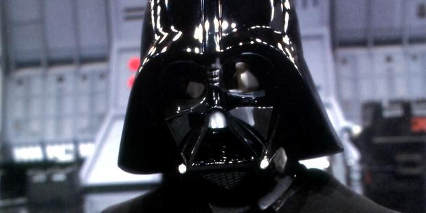 Darth Vader. Photo / Supplied