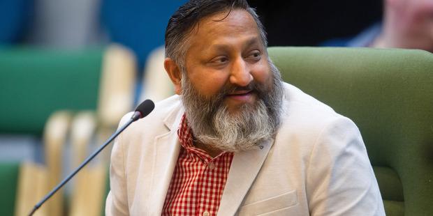 Rotorua Lakes Councillor Raj Kumar. Photo / File