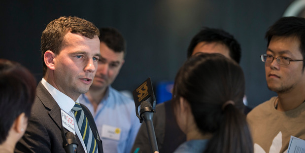 Act Party leader David Seymour has come out swinging against calls to slash immigration. Photo  / Jason Oxenham.