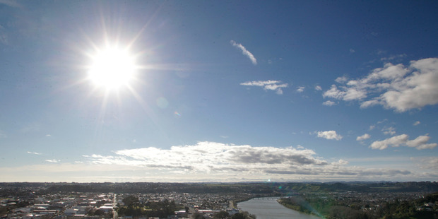 Most of the country should expect sunshine over the next few days, Metservice says. Photo / NZME