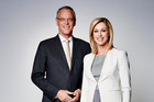Simon Dallow and Wendy Petrie are now broadcasting in HD.