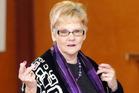 Napier Frivolity Minstrels director Julie Smith