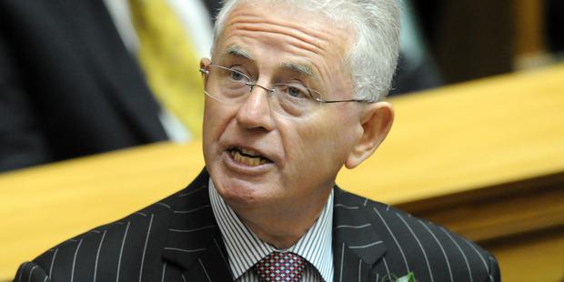 Former Finance Minister Sir Michael Cullen.