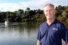 Deputy Harbourmaster Tony Browne.