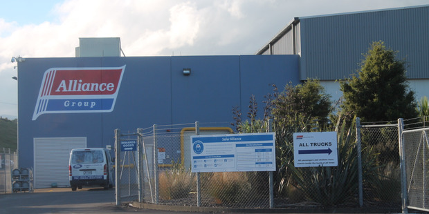 Big changes planned for Dannevirke Alliance Group Plant.