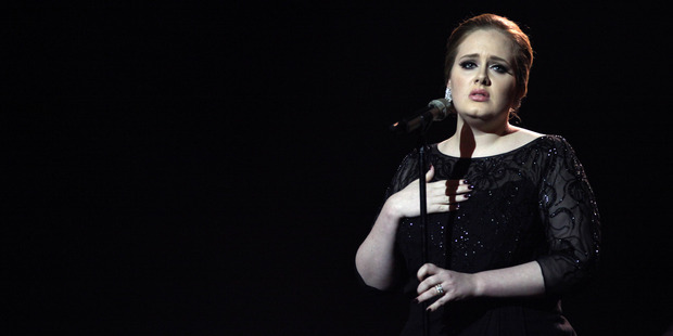 Loading Adele fans have been the hardest hit by ticket mark ups recently. Photo / AP