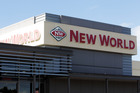 A half-million-dollar Lotto ticket was purchased from Hastings City New World. Photo/Paul Taylor