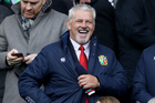 Lions head coach Warren Gatland. Photo / INPHO/ Dan Sheridan.