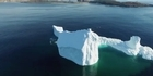 Watch: Watch: Iceberg drifts along Canada's East coast