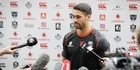 Watch: Watch: Shaun Johnson at Warriors presser