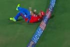 Gujarat Lions batsman Brendon McCullum hit 72 in a losing effort. Photo / AP