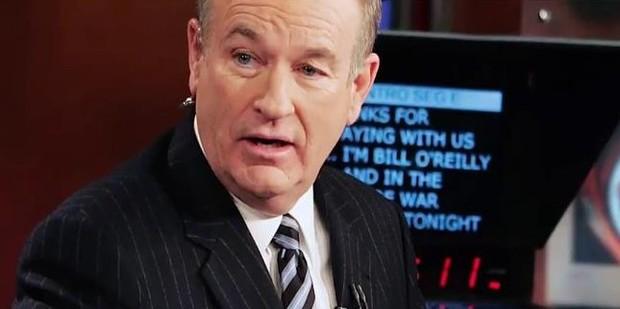 Fox News host Bill O'Reilly.