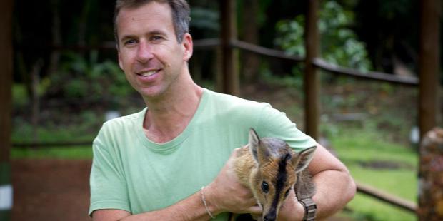 Travel writer and Photographer Dean Starnes. Photo / Facebook
