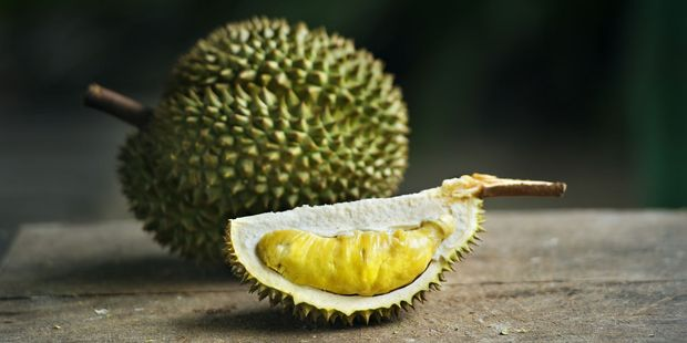 Durian: The world's most disgusting fruit. Photo / 123rf