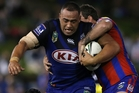 Sam Kasiano has lost 10kg. Photo / Getty Images