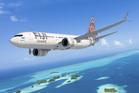Fiji Airways' Boeing 737.