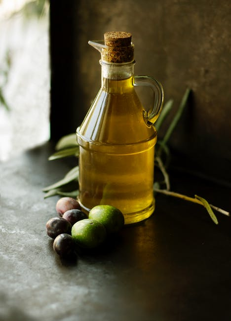 Vegetable oils like sunflower oil, rapeseed oil, soy/canola oil etc are packed with omega 6 fatty acids.