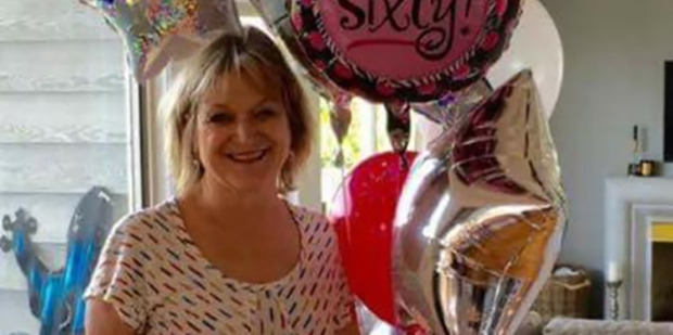 Jeanette Grice was killed when a car hit her while she was walking in Remuera in December. Photo/supplied