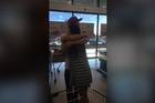 A simple act of kindness from 13-year-old Te Riina Takamore has gone viral online after she purchased groceries for a stranger.