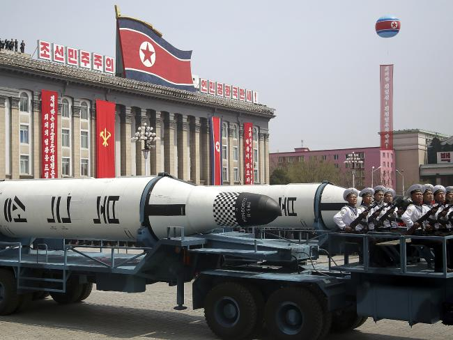 North Korea on