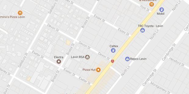 The two car collision happened at the intersection of Bristol St and Devon St. Photo/Google Maps