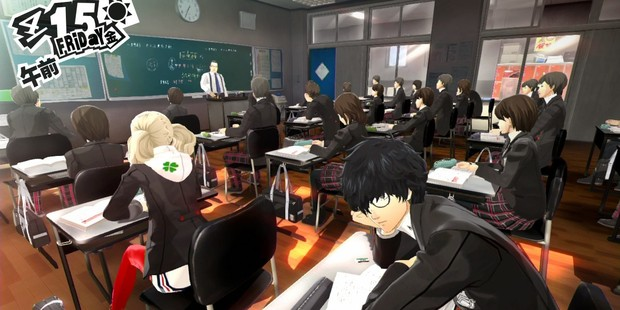 Players must attend class and even answer pop-quiz questions and do exams.