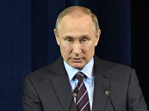Russian President Vladimir Putin. Photo/AP