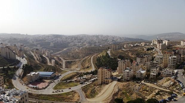 Ramallah, Palestine.   Photo / Michael Panse