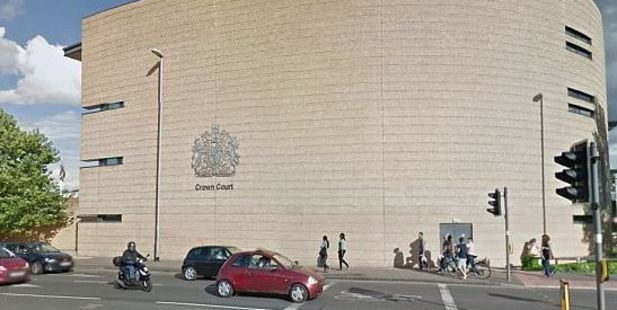 Batten claims he was branded by the woman with a Stanley knife and a blowtorch, Cambridge Crown Court was told. Photo / Google Streetview