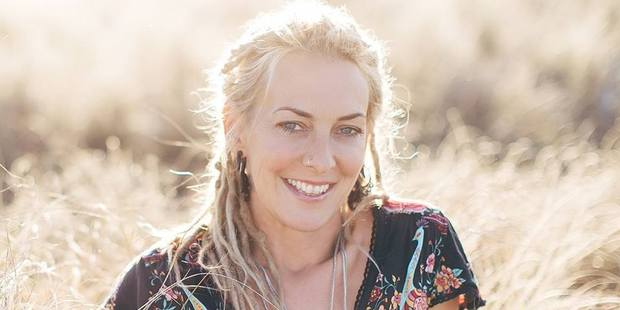 Sexual bodyworker Ellie Wilde (pictured), 46, believes orgasmic yoga is the key to unleashing our erotic energy - without even lifting a finger. Photo / Ellie Wilde