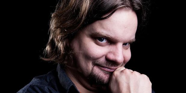 Finnish comedian Ismo Leikola