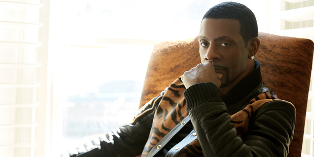 R&B singer Keith Sweat will play two shows in July