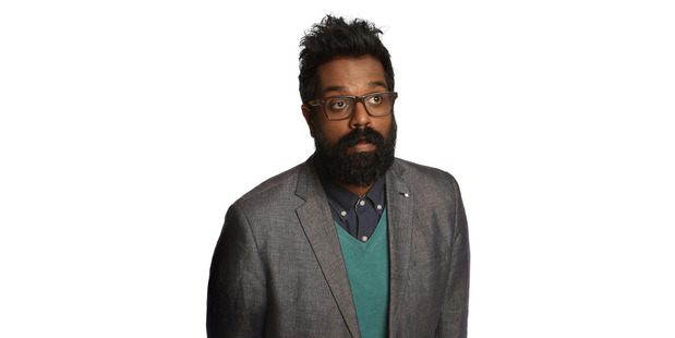 Loading Romesh Ranganathan is bringing his show Irrational to the New Zealand Comedy Festival this Friday. Photo / supplied