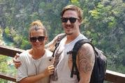 Backpackers kidnapped and robbed by armed bandits in Guatemala. Photo: Jayson Peter Kelly