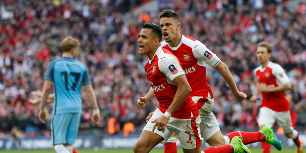 Arsenal FA Cup final for the fans - Oxlade