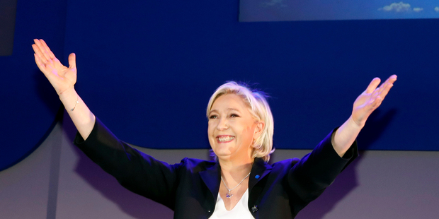 France on Edge on Eve of Unpredictable Presidential Election