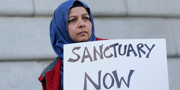Judge Blocks Trump Threat To Withhold 'Sanctuary City' Funds
