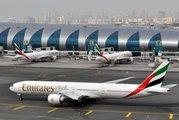Transport Minister Simon Bridges is currently in Dubai, the base of Emirates. Photo / AP