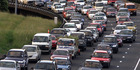 Auckland Traffic on the Southern Motorway. Photo / File