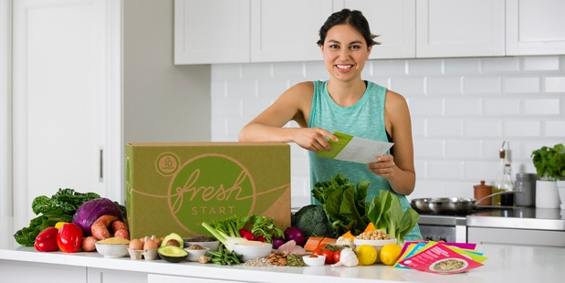 Loading Nadia Lim is offering Kiwis a 'fresh start' with her new weight management offering.